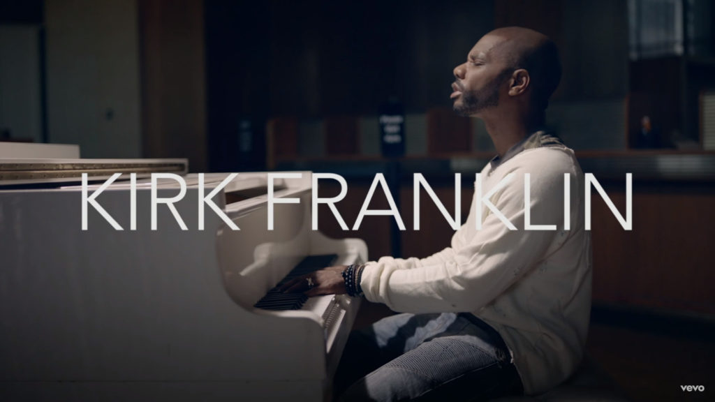 Wanna be happy? Kirk Franklin