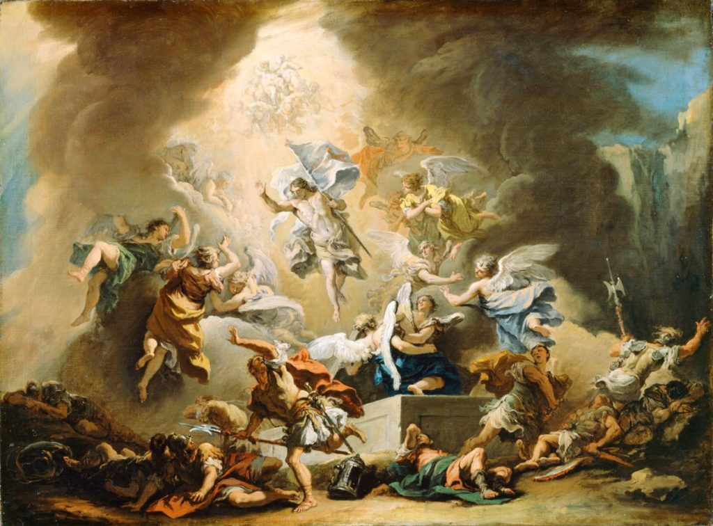 Zmartwychwstanie, 2tm23, homilia melitona
