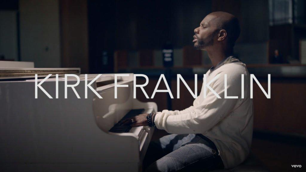Wanna be happy? Kirk Franklin