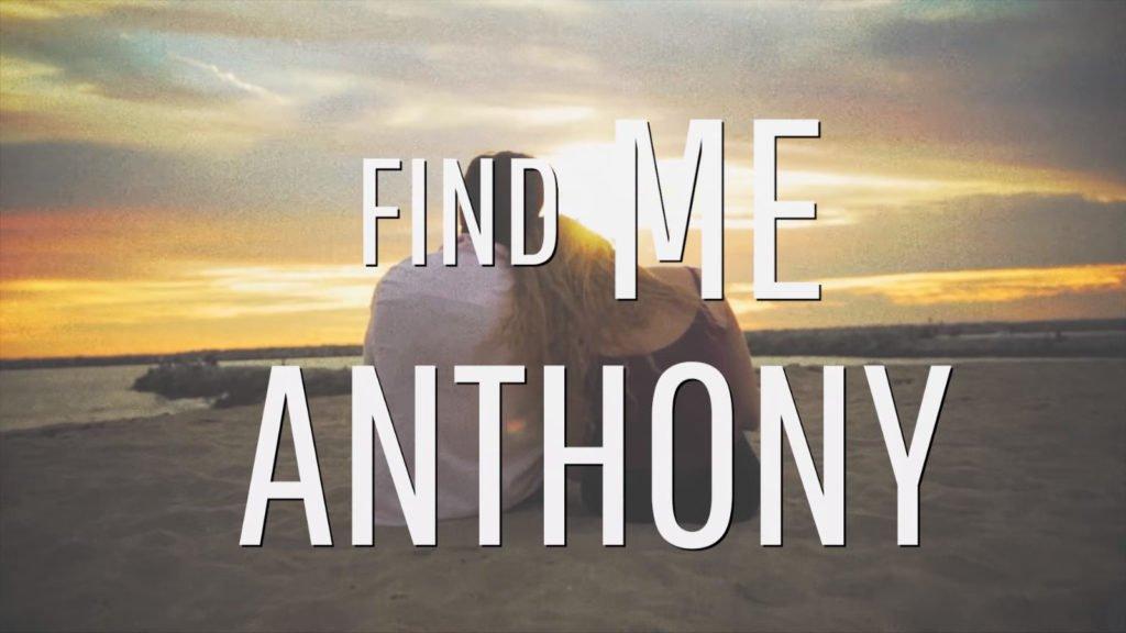 Małgorzata Hutek - Find Me Anthony